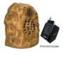 Cables To Go SPK-ROCK4 Audio Unlimited Premium 900MHz Wireless Rock Speaker with Dual Power Transmitter - Sandstone