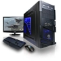 "CyberPower Windows 7 Gaming PC (Intel i7) with a 22"" LCD Monitor"