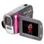Camcorder Videocamera Digitale Easypix 12Mp Flash Rosa