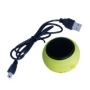 Green Hamburger Mini Speaker