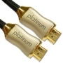 Professional Quality High Speed HDMI Cable - 1080p (Full HD) - Ver. 1.3 Audio & Video - 24k Gold Plated Connectors 6FT or 1.8M