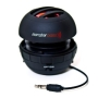 Monster Bass Mini Speaker for iPhone / iPad / iPod / MP3 Player / Laptop - Black