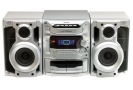Model SCAK24 50W 5-CD 3-D Mini System
