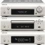 Denon DF109DAB Network + CD Player Micro HiFi System Silver