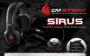 Video Review – Cooler Master CM Storm Sirus 5.1 Channel Gaming Headset