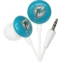 Zeikos Miami Dolphins Ear Bud Headphones