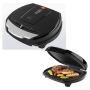 George Foreman GR100V 100 Square Inch  Nonstick Grill w/ Variable Temperature Control