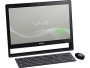 "Sony Black 21.5"" VAIO VPCJ113FX/B All-In-One Desktop PC with Intel Core i3-350M Processor & Windows 7 Home Premium"
