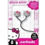 Hello Kitty HKBL1000 Bling Metal Earbud