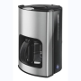 ASDA Stainless Steel 1.5 Litre 12 Cup Coffee Maker