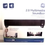 General Electric 2.0 USB Multimedia Soundbar for Laptop and Desktop