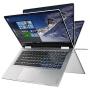 "Lenovo Yoga 710 Convertible Laptop, Intel Core M3, 4GB RAM, 128GB SSD, 11.6"" Full HD, Silver"