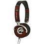 Marc Ecko Unltd EKU-MTN-RD Motion Over-the-Ear Headphones (Red)
