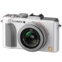 Panasonic Lumix DMC-LX5K Digital Camera (White)