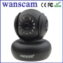 Wanscan JW0005 Remote Pan/Tilt Rotate Handheld Night Vision Camera Upnp Wifi Support 32G TF Card IP Camera Black