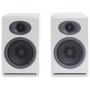 Audioengine AP4W White (Pr) 2-Way Passive Bookshelf Speakers