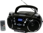Jensen CD-750 Portable CD Player with AM/FM Stereo and MP3 Encoder/Player