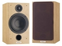 Tannoy F1 Custom - HiFi Bookshelf Speakers - Pair - Dark Oak