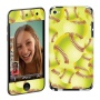 Apple iPod Touch 4G (4th Generation) Decal Vinyl Skin Sticker - By SkinGuardz Softball