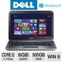 """Dell Inspiron 14"""" Core i5 500GB+32GB SSD Ultrabook"""