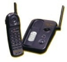 Northwestern Bell 39205-4 900 MHz Analog Cordless Phone (Black)