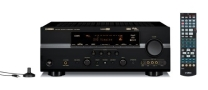 Yamaha HTR-6060BL 7.1-Channel Digital Home Theater Receiver (Black)