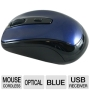 Inland 07443 2.4GHz Wireless Optical Mouse