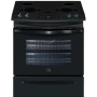 "Kenmore 30"" Self Clean Slide-In Electric Range with Ceramic Smoothtop Cooktop 4678"