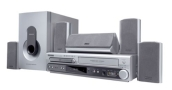Magnavox Progressive Scan DVD/VCR Digital Home Cinema System - MRD500