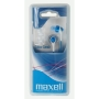 Maxell Colour Canalz Headphones Blue