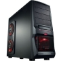 GAMING PC AMD Phenom II X4 840 Quad Core 4x3,2GHz - Asus Motherboard - 1000GB HDD - Kingston 8GB DDR3 (1333 MHz) - DVD Writer - Grafik GeForce GT430 (