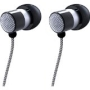 BLISS EARPHONES PLATINUM WOMENS CLOTH-Black/Silver