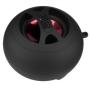 DBEST® Solo Rechargeable Mini Speaker - Black
