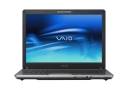 "Sony VAIO VGN-FE855E/H 15.4"" Laptop (Intel Core 2 Duo Processor T5500, 1 GB RAM, 120 GB Hard Drive, DVD¿RW Drive, Vista Premium)"