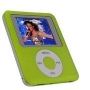 Visual Land 1GB Personal Media MP4 PLAYER (Green)