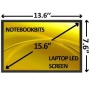 "NEW LAPTOP NOTEBOOK LED SCREEN 15.6"" FOR ACER EXTENSA 5235-901G16Mn"