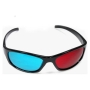 sunvalleytek New 3D Red/Blue (PC Optical Frame and AC Lens ) Dimensional Anaglyph Glasses