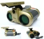 DUSIEC 4x30mm Day Pop-up Night Vision Night Scope Binoculars Telescope,Best Gift for Child