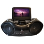 Ikasu Portable DVD Player Freeview TV AM/FM Radio MP3 Player