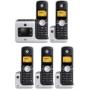 Motorola DECT 6.0 5-Handset/Answering System