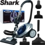 Shark Roadster Canister Vacuum -Ep722 - (Power Pet) Factory Serviced