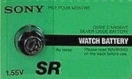 Sony 397 - SR726SW Button Cell Battery