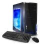 iBuyPower Gamer 912AT Desktop (Intel Q6600 Quad Core Processor, 2 GB RAM, 500 GB Hard Drive, NVIDIA GeForce 8600GT 512MB, Vista Premium)