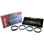 Opteka Close-Up Set (+1, +2, and +4) with 10x Macro Lens for for Sony DSC-H7, DSC-H9, & DSC-H50 Digital Camera