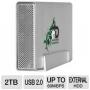 Micronet Fantom GreenDrive 2 TB External Hard Drive