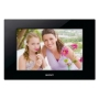 "Sony - 10"" Widescreen LCD Digital Photo Frame - Black DPFD1010"