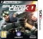 Splinter Cell 3D- Nintendo 3DS