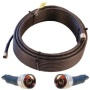 Wilson Electronics 952375 75-Foot WILSON400 Ultra Low Loss Coax Cable with N Male Connectors