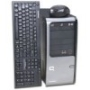 Compaq Presario SR5505F - Tower - 1 x Athlon 64 X2 4200+ / 2.2 GHz - RAM 1 GB - HDD 1 x 160 GB - DVD