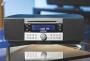 Cambridge SoundWorks Radio CD 745 - Clock radio with iPod cradle - white